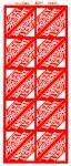 画像2: 【スピード三角くじ】1シート20付 ※ネコポス1個口単位:35シート (2)
